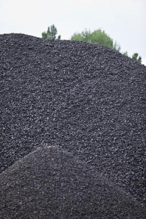greenhouse effect: coal