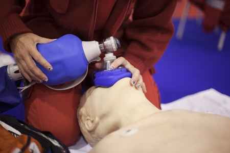 reanimation: first aid