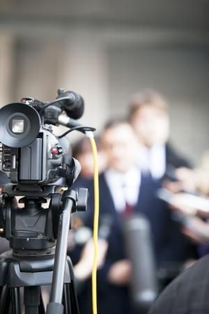 tv radiodiffusion Banque d'images