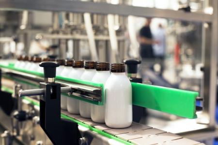 assembly: bottling line