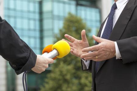 Medien-Interview