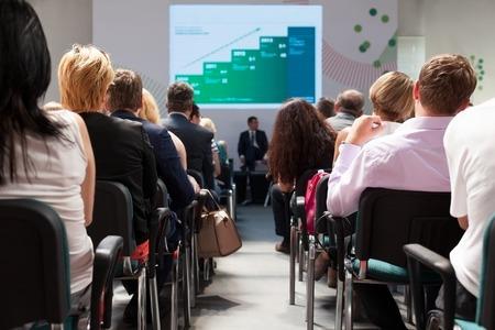 Business conférence