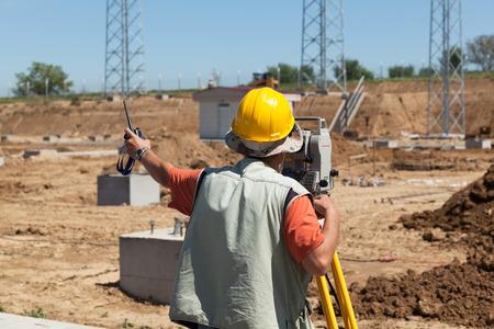 surveyor: Obra de construcci?n