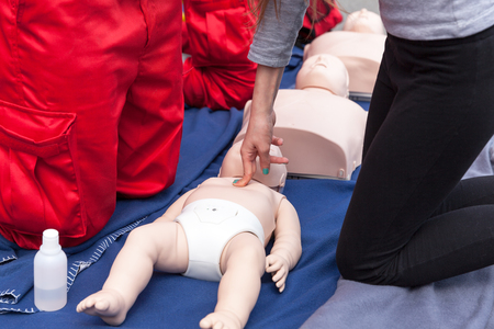 reanimate: First aid training