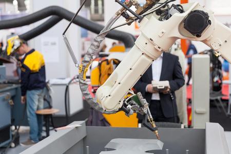 Der Roboterarm