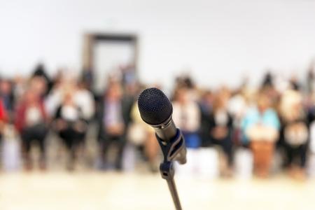 Presentación. Hablar en público.
