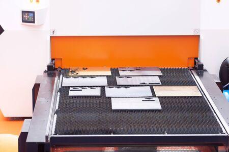 Industrial fiber laser cutting machine