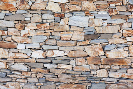 Old stone wall texture or background