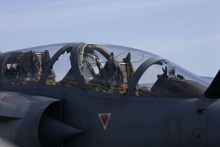a mirage: Cockpit of a Mirage 200GBM