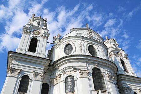 College church in Salzburg