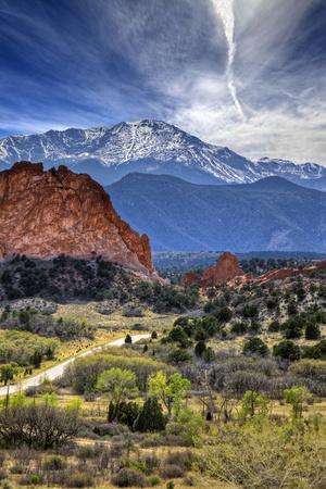 Garden of the Gods Stock Photo - 10050337
