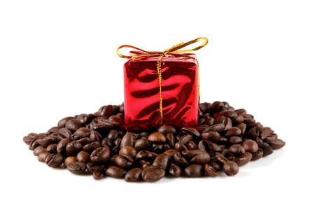 red bean: Coffee Gift