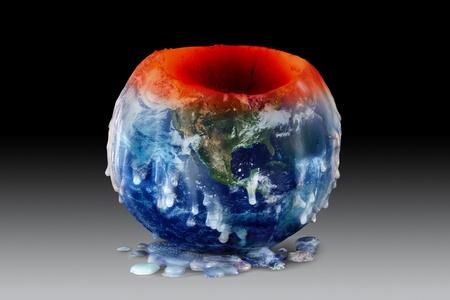 Calentamiento global Foto de archivo - 10049436