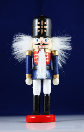 the nutcracker: Nutcracker toy soldier.