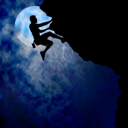 Courageous Climber