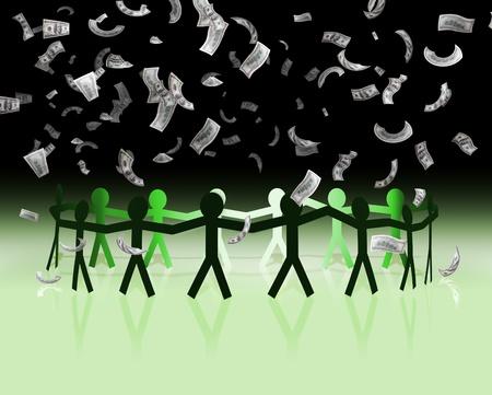 pay raise: Financial Success