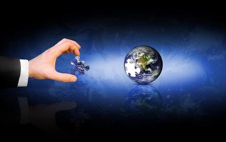 global problem: Soluci�n global