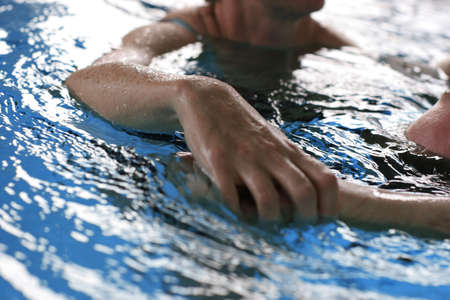 swimm: Massage in the water