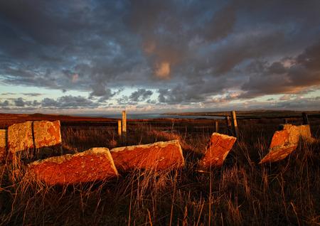 Caithness, Scotland Flagstones