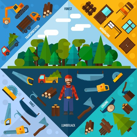 Image result for forestry industry clipart