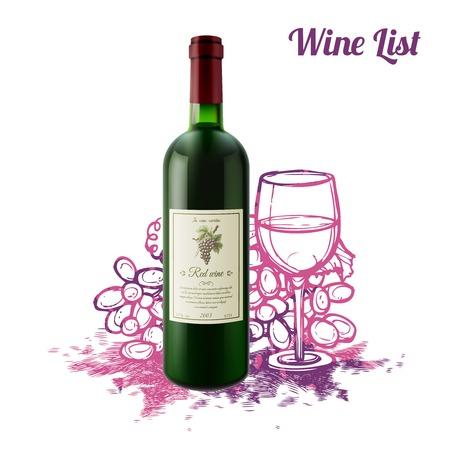 Gemütlich Wein Menü Vorlage Bilder - Beispiel Anschreiben für ...