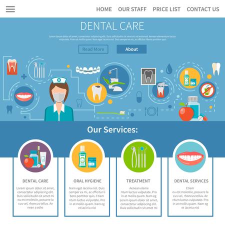 dental chair: Dental Care Page. Dental Care Design. Dental Care Vector Illustration. Dental Care Symbols. Dental Care Presentation. Dental Care Flat Elements. Dental Care Website.