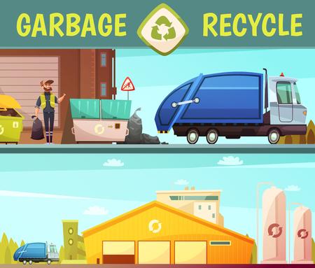 Lixo Reciclagem Verde Eco Servico Amigavel Simbolo E Instalacoes De