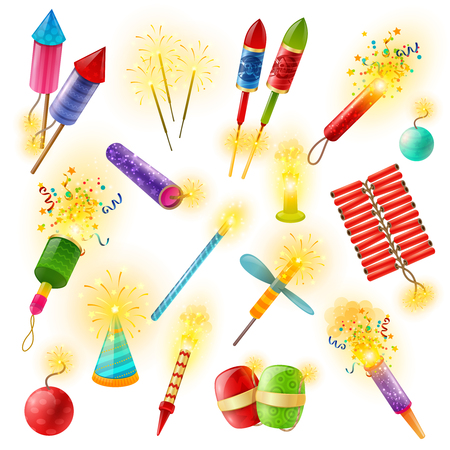 Pyrotechnics commercial firework crackers firecrackers indian bengal lights and sparklers for special events colorful collection