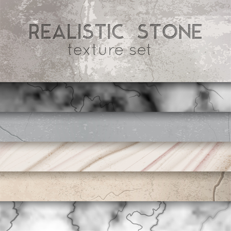 Stone texture for modern interior walls. Stock Illustratie