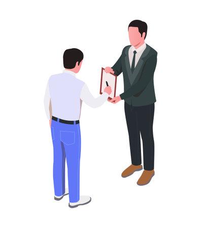 Insurance Vector Illustration Ilustracja