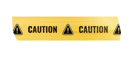 Caution Sticky Tape