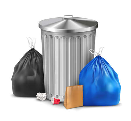 Trash Bin Bags Composition