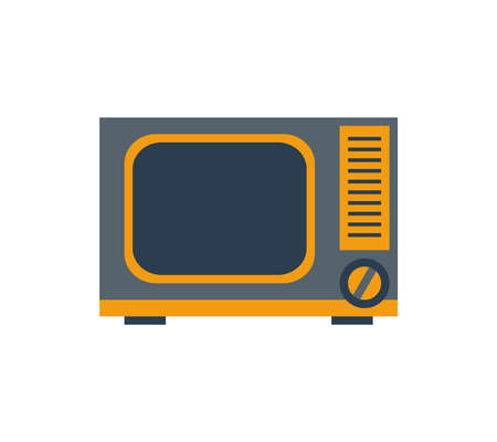 Tv Flat Illustration