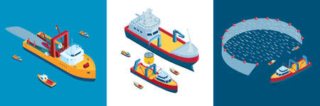 Fishing Boats Design Concept