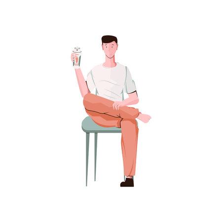 Foot Deodorant Illustration