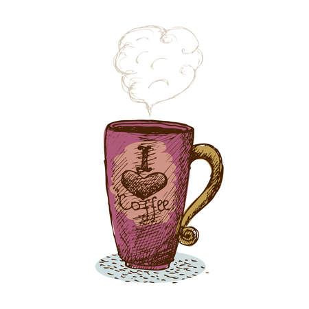 Cup Vector Illustration