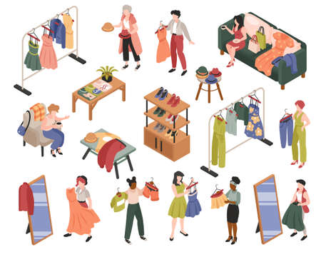 Swap Party Set illustration