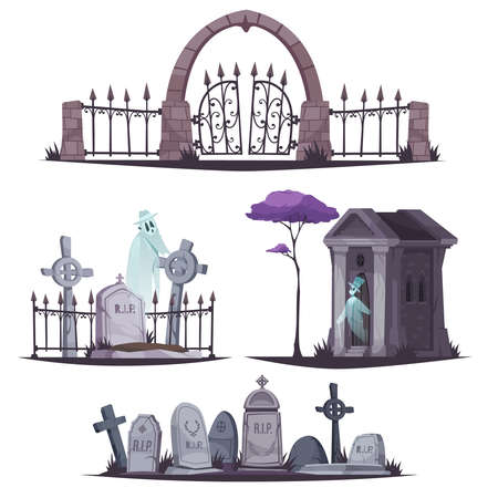 Old Cemetery Compositions