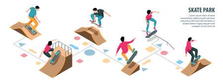 Skate Park Infographics