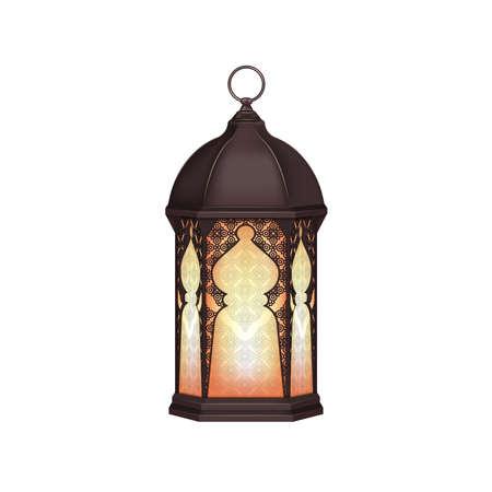 Ramadan Lantern Illustration