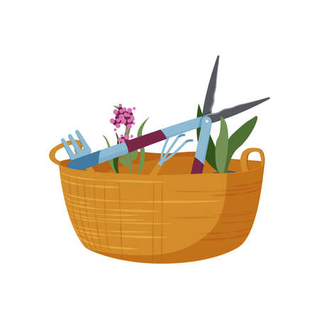 Gardening Tools Icon Иллюстрация
