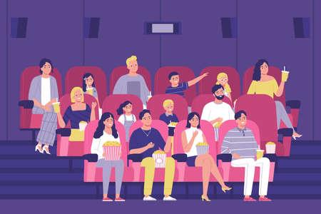 Cinema Hall Flat