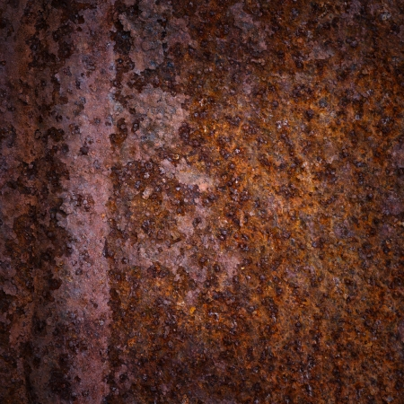 Rusty metal surface background photo