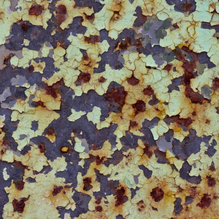 Old paint rusty surface background photo