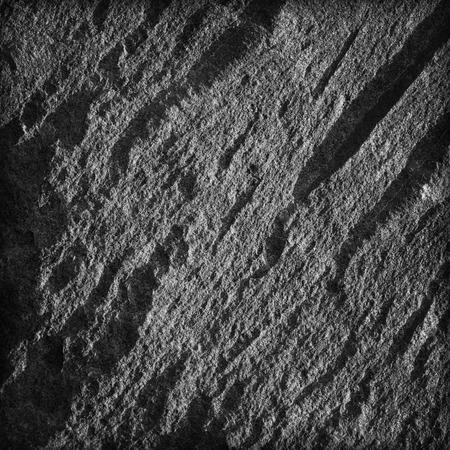 Texture of stone surface. Dark gray black slate background. Reklamní fotografie