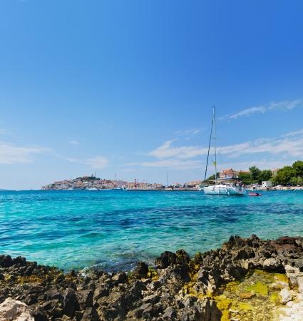 Dalmatian Coast Stock Photo