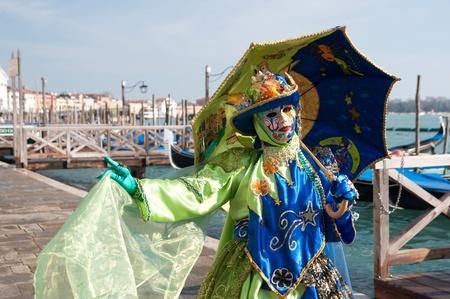 Venice Carnival Stock Photo - 11306503