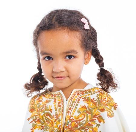 Little black girl Stock Photo - 13179941