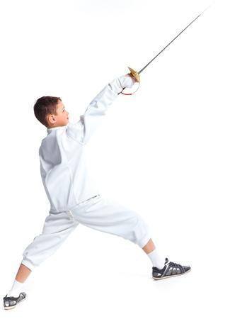 fencer: Little fencer