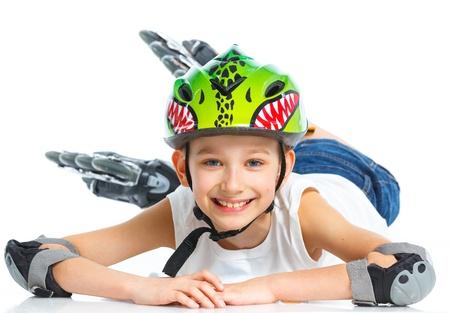 skater: young skater